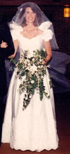 Load image into Gallery viewer, Priscilla of Boston off the shoulder - Priscilla of Boston - Nearly Newlywed Bridal Boutique - 1