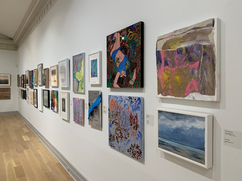 82ND ARTIST MEMBERS EXHIBITION Virtual Tour