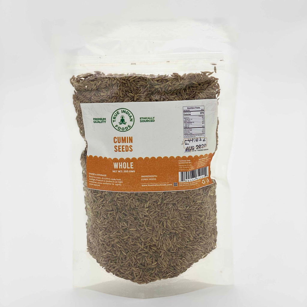NZ cumin seeds jeera 200g