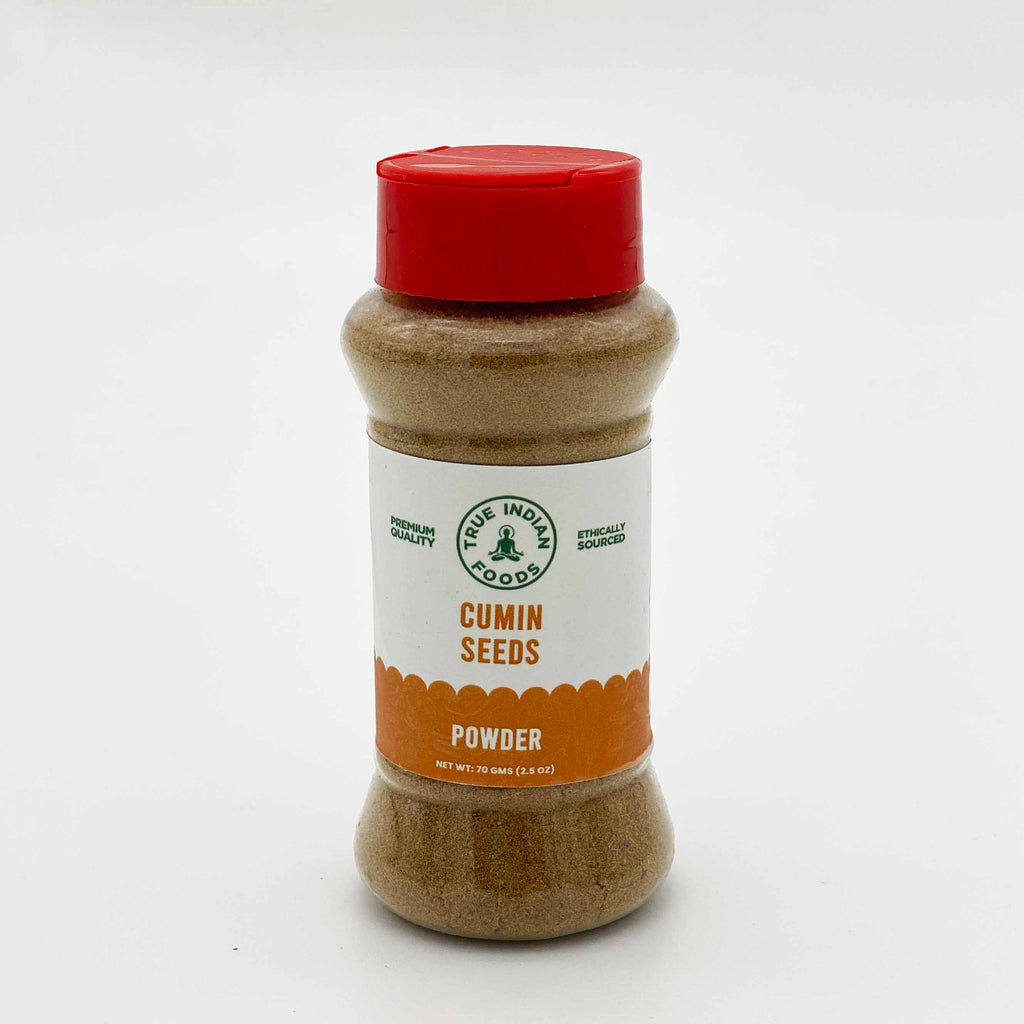 Indian grocery online New Zealand Christchurch, true indian foods cumin powder 70g