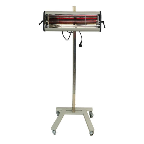 Solary Electricals Single-Head Short Wave Infrared Paint Curing Lamp - Model B1E