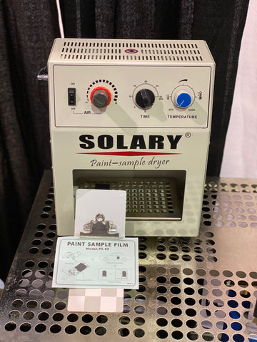 Solary Auto Body Collision Repair Equipment Tools at SEMA