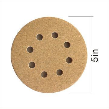 "Solary Electricals 8-hole 5"" Sanding Disc"