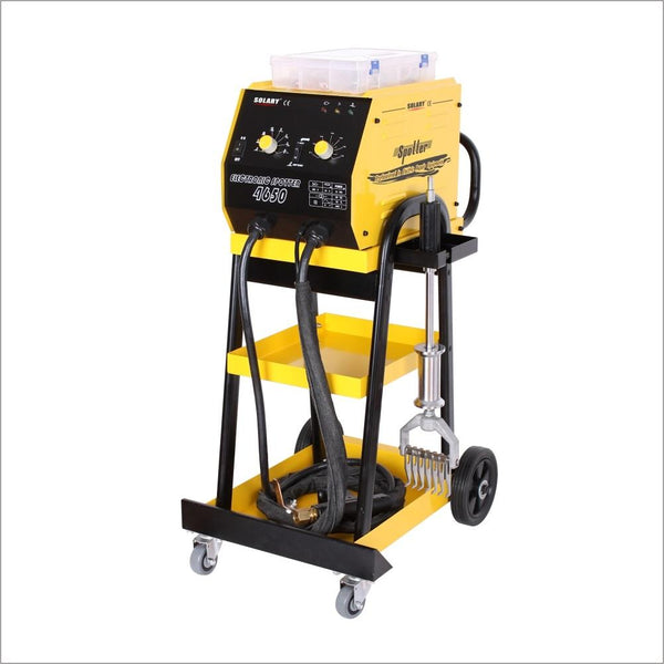 Solary Electricals Spot Welder - 4600A, Model 4650 with All Standard Accessories - Auto Body Collision Repair Welding Products