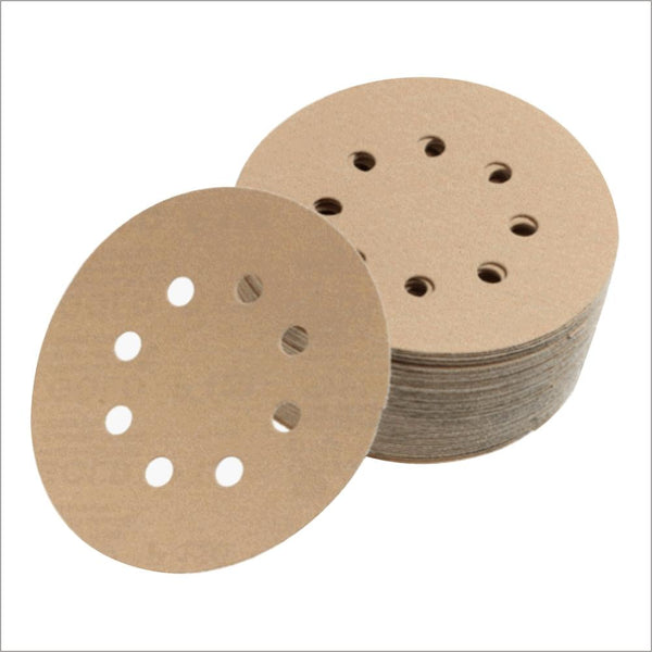 "Solary Electricals 8-hole 5"" Sanding Disc - Auto Body Collision Repair Welding Products"