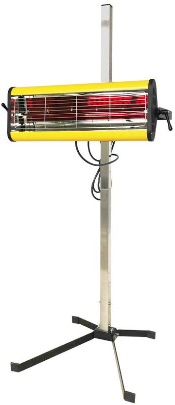 Solary Electricals Short Wave Infrared Paint Curing Lamp - Model B1EX