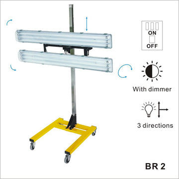 Solary Electricals Mobile Lumen LED Work Light - Model BR2