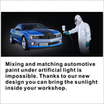 Solary Electricals CM1K Automotive Color Matching Light - Auto Body Collision Repair Welding Products