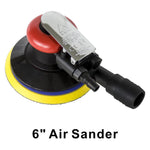 Solary Electricals DG8 Dust-Free Sanding System - Auto Body Collision Repair Welding Products