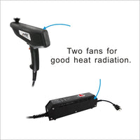 Solary Electricals H7S Hot Stapler - Induction Heater - Auto Body Collision Repair Welding Products