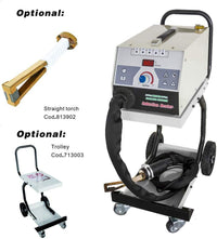 Solary Electricals H8E Induction Heater with Water Cooling System - 3500W - Auto Body Collision Repair Welding Products