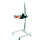 Solary Electricals S4 Infrared Paint Curing Lamp Stand - Auto Body Collision Repair Welding Products