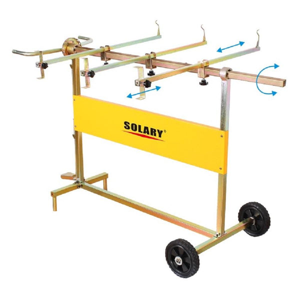 Solary Electricals PS100 Auto Body Shop Spray Painting Stand Work Stand - Auto Body Collision Repair Welding Products
