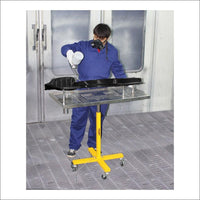 Solary Electricals PS218 Rotatable Automotive Spray Painting Stand - Auto Body Collision Repair Welding Products