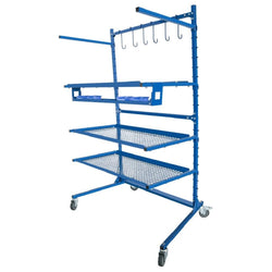 Solary Electricals PS302 Spray Painting Rack Stand