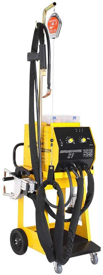 Solary Electricals Spot Welder  - 6000A, Model X7