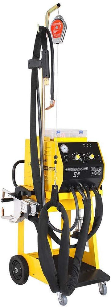 Solary Electricals Spot Welder  - 9000A, Model X8