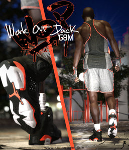 WorkOut Pack G8M - www.SdeBStore.com