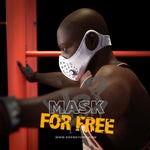 WorkOut Mask G8M - FREE - www.SdeBStore.com