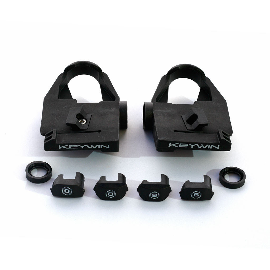 keywin carbon body pedal replacement repair kit