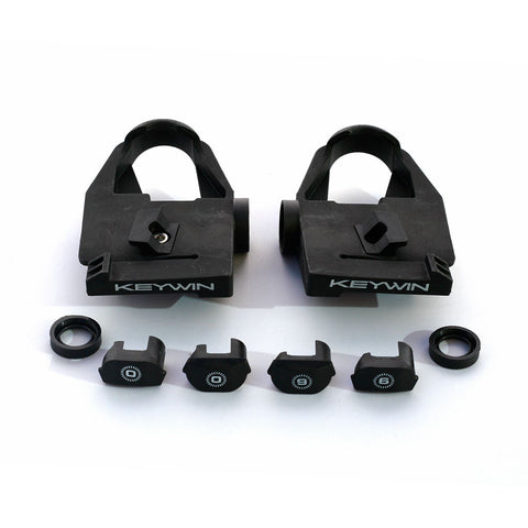 Keywin Carbon Body Repair Kit (Body x 2, end caps x 4, hooks x 2)