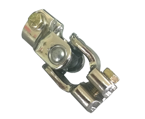 600 Mini Sprint Steering U-Joint. Steel.