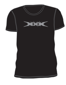 Triple X 'Race Hard' T-Shirt