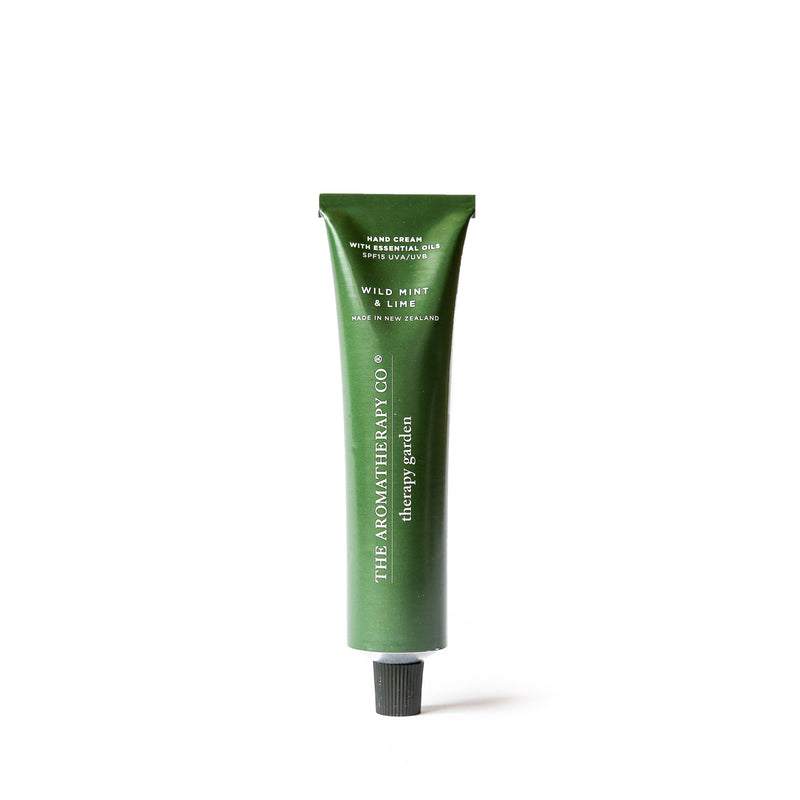 Aromatherapy Co Wild Mint and Lime Hand Cream