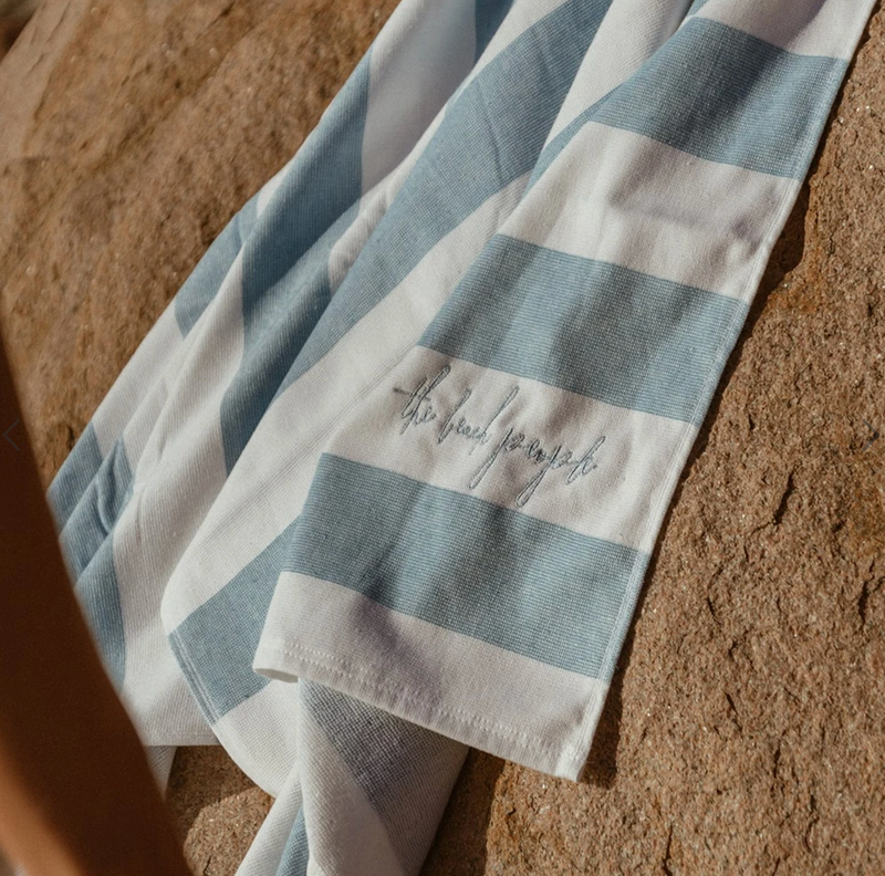 The Beach People Sand-Free Cabana Towel