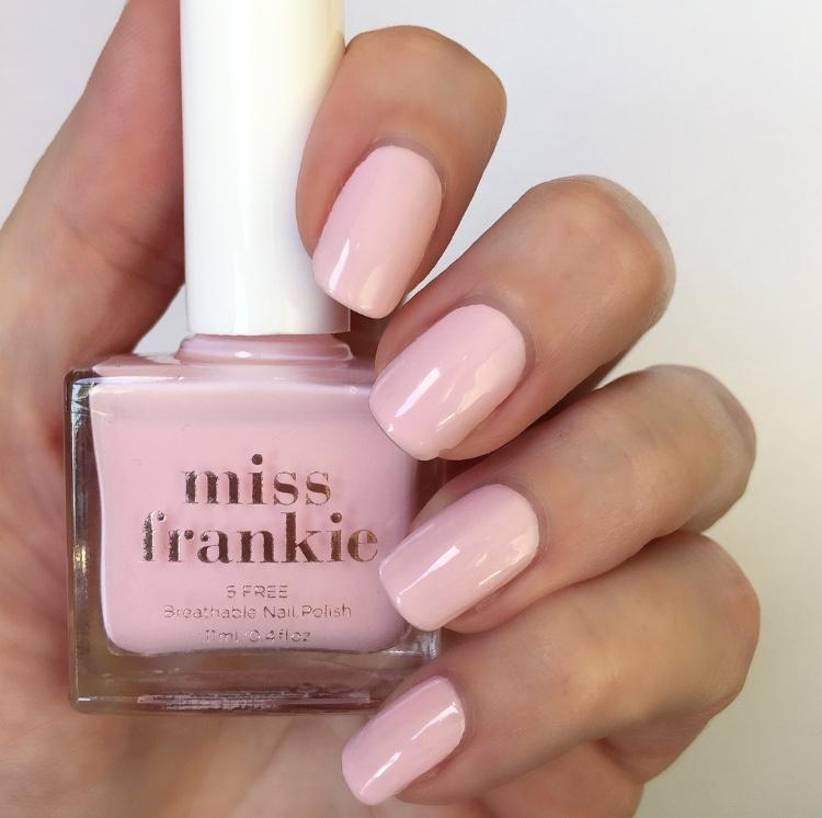 Miss Frankie Nail Polish - Yes Way Rosé