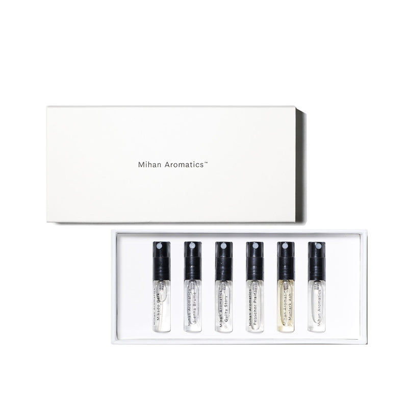 Mihan Aromatics Discovery Set 6 x 3ml