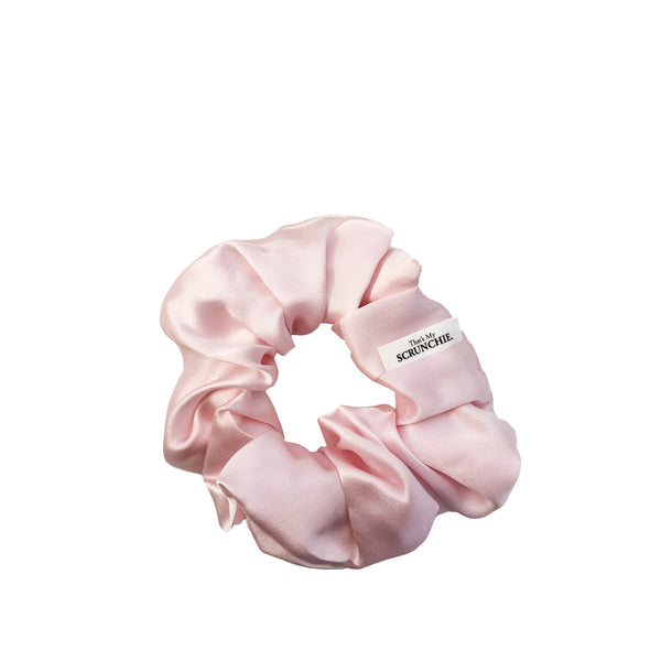 That's My Scrunchie - Pink Silk