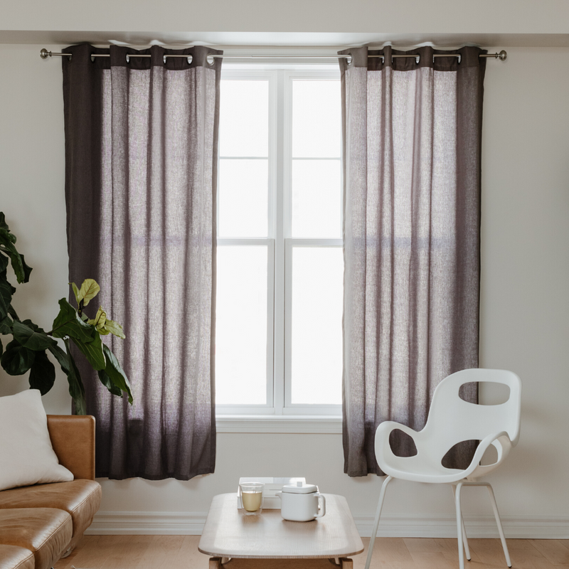 Curtain Rod Basics: Types of Curtain Rods & Hardware