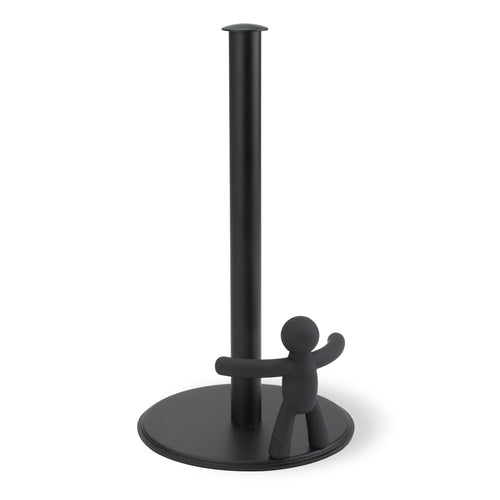Countertop Paper Towel Holders | color: Black