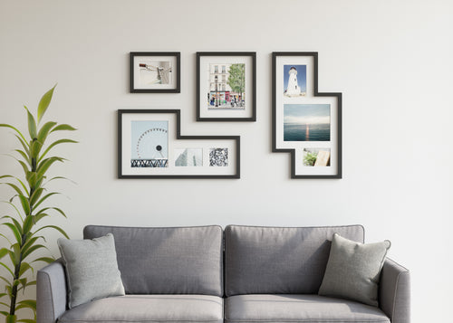 Wall Frames | color: Black | Hover