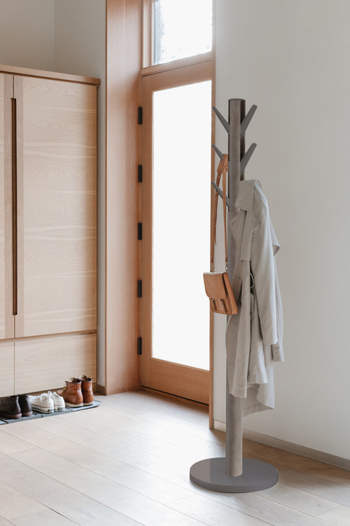 Coat Racks & Valets | color: Gray | Hover