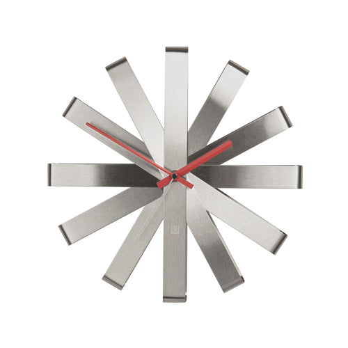 Clocks | color: Stainless-Steel