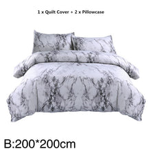 Load image into Gallery viewer, Goose Down Winter Quilt Comforter Blanket Sets