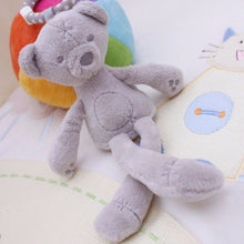 Load image into Gallery viewer, 2019 Soft Plush Kids Hanging Musical Bear Toy