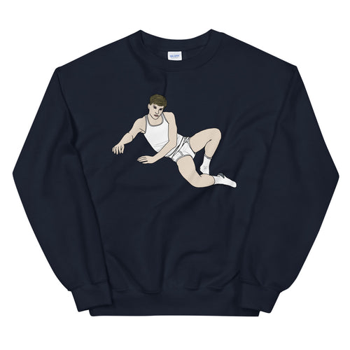 Model Sweatshirt - Big Gay Store