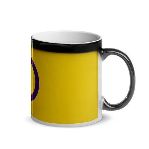 Intersex Pride Flag Magic Mug - Big Gay Store