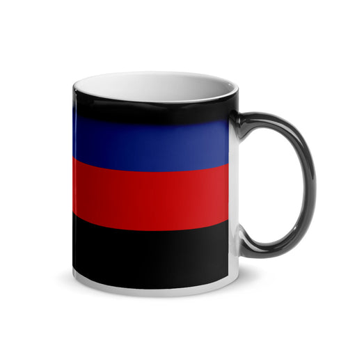 Polyamory Pride Flag Magic Mug - Big Gay Store