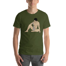 Load image into Gallery viewer, Untying Short-Sleeve T-Shirt - Big Gay Store