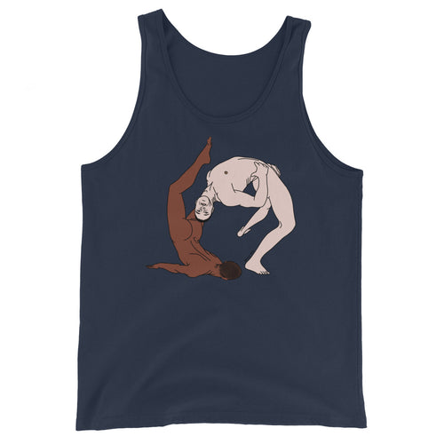 Yin and Yang Tank Top - Big Gay Store