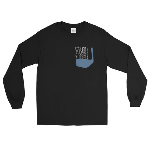 Hanky Code - S&M Long Sleeve T-Shirt - Big Gay Store