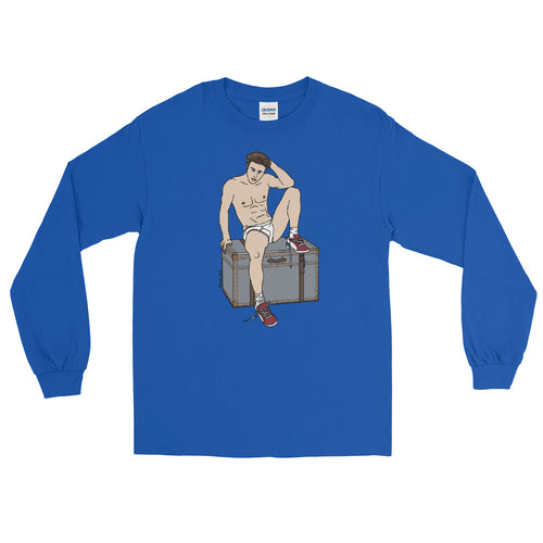 Trunk and Brief Long Sleeve T-Shirt - Big Gay Store