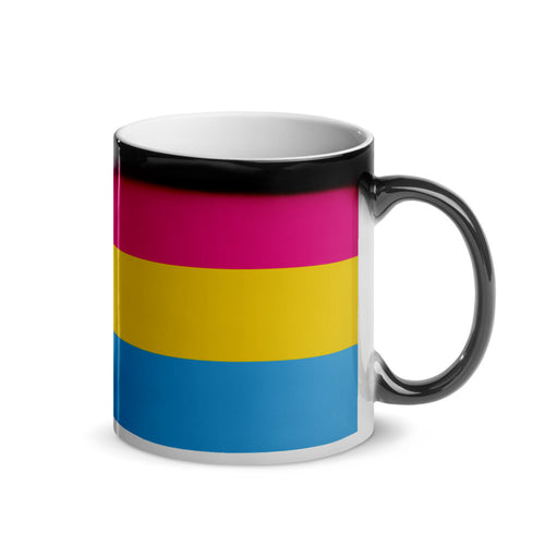 Pansexual Pride Flag Magic Mug - Big Gay Store
