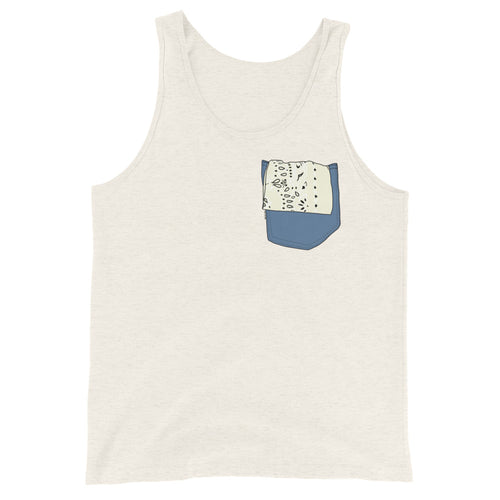 Hanky Code - Rimming Tank Top - Big Gay Store