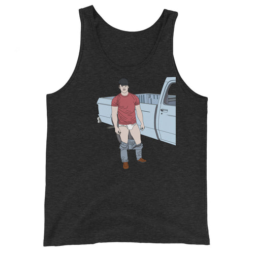 Truckin' Tank Top - Big Gay Store