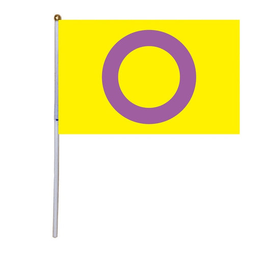 50 Intersex Hand Flags - 5.5